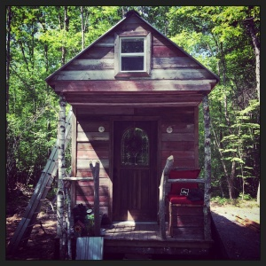 Tiny House - May 2015